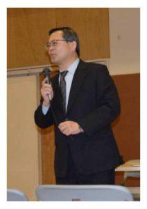 神戸大学発達科学部 学部長 開会のご挨拶